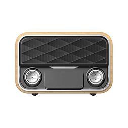 Bluetooth Speaker Soundbar FM AM Radio Wired 3.5mm AUX/RCA S