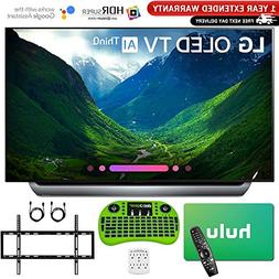 LG OLED 4K HDR AI Smart TV 2018 Model with 1 Year Extended W