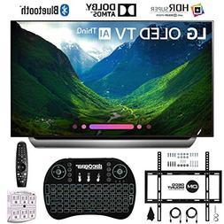 LG C8PUA 65 OLED 4K HDR Ultra HD AI Smart TV with Wireless K