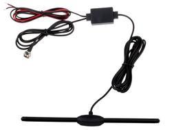 Car TV Tuner Indoor Outdoor Waterproof Antenna Aerial F Type