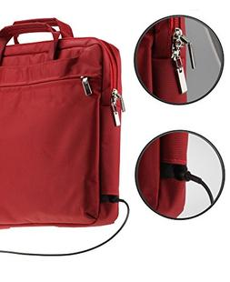 Navitech Carry Case for Portable TV/TV'S Compatible with The