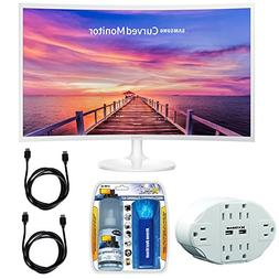 """Samsung CF391 Series 32"""" LED Curved Monitor  with Xtreme 6 O"""