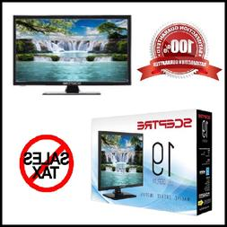 "Sceptre 19"" Class - HD, LED TV - 720p, 60Hz"