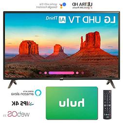 "LG 43UK6300 43"" UK6300 4K HDR SmartLED AI UHD TV w/ThinQ Gif"