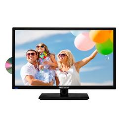 """Sceptre 24"""" Class 1080P LED TV with Built-in DVD Player"""