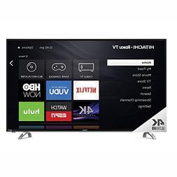 "Hitachi 49"" Class 4k UHD HDR TV with Roku TV - 49R80"