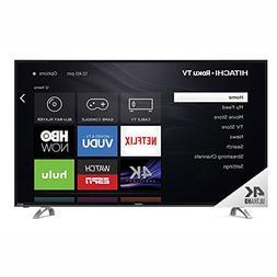 "Hitachi 55"" Class 4k UHD HDR TV with Roku TV - 55R80"