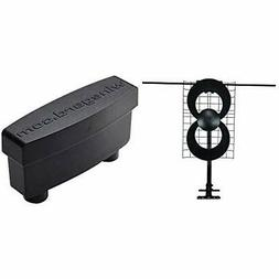 ClearStream 2V Indoor/Outdoor HDTV Antenna with Mount - 60 M