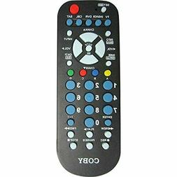 Coby CRC-01 5 in 1 Universal Remote