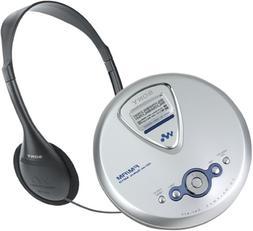 Sony D-NF400 ATRAC Walkman Portable CD Player with Digital A