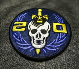 DANGER 5 TV SHOW 3.5 INCH IRON ON PATCH BY MILTACUSA