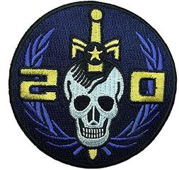 Danger 5 TV Show Embroidered iron on patch Costume Patch
