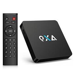 TICTID  AX9 Android 7.1 TV Box Amlogic Quad Core A53 Process