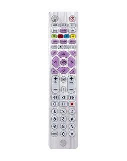GE 6 Device Universal Remote, Works with Smart TVs, LG, Sony