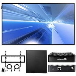 """Samsung Dm-E Series 55"""" 1920x1080 Slim Direct-Lit LED Commer"""