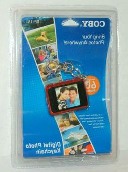 Coby DP-151 – 1.5 Digital Photo Keychain – New in Box