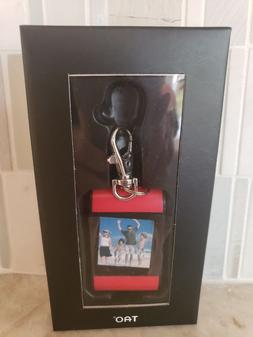 """Coby DP-151 1.5"""" Digital Picture Keychain ~ Red ~ New in Box"""