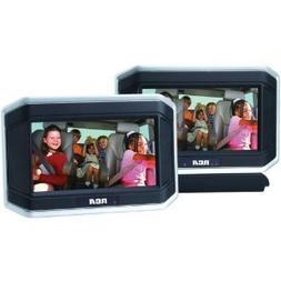 "Rca Drc6389 8"" Dual Screen Dvd System"