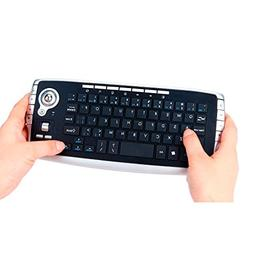 Dreamyth Druable Mini 2.4Ghz Wireless Keyboard Touchpad With