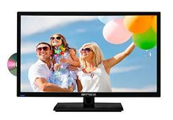 "Sceptre E246BD-F 24"" 1080p 60Hz Class LED HDTV with DVD Play"