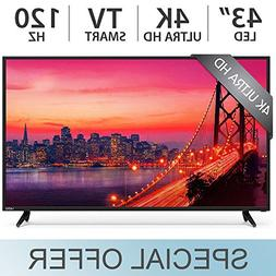 "VIZIO E43-D2 SmartCast 43"" Class E-Series Full HD Smart, LED"
