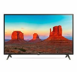 LG Electronics 43UK6300PUE 43-Inch 4K Ultra HD Smart LED TV