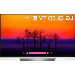 LG Electronics OLED55E8PUA 55-Inch 4K Ultra HD Smart OLED TV