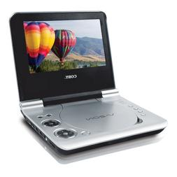 Coby Electronics TF-DVD7107 7-Inch Portable DVD Player