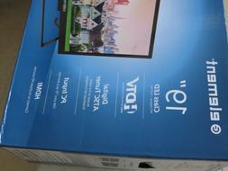 "Element ELEFT 195 19"" ""Class 720p 60Hz Flat Panel LED HDTV-B"