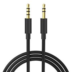 5FT Extra Long Male to Male Universal Aux Audio Stereo Cable