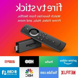Amazon Fire TV Stick HD 2019 w/New Gen Alexa Remote, UNALTER