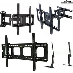 Fixed, Tilt, or FULL MOTION TV WALL MOUNT BRACKET for 32-75I