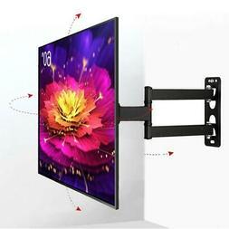 Full Motion Smart TV Wall Mount Bracket HDTV 32 36 40 42 46