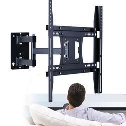Full Motion TV Wall Mount Tilt Swivel 27-42 45 46 47 48 50in
