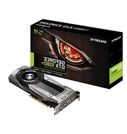 Gigabyte Geforce GTX 1080 Ti Founders Edition Video Card