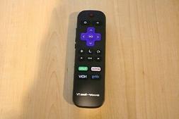 Genuine Sharp LC-RCRUS-20 Roku TV Remote Control