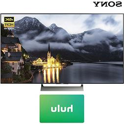 Sony 65-inch 4K HDR Ultra HD Smart LED TV 2017 Model  with H