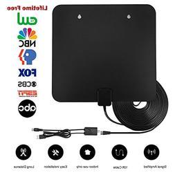 Indoor Antenna, TV Digital HD 2018 Newest Best Antennas, 108