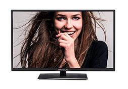 "Sceptre 32"" LED Class 720P HDTV with Ultra Slim Metal Brush"