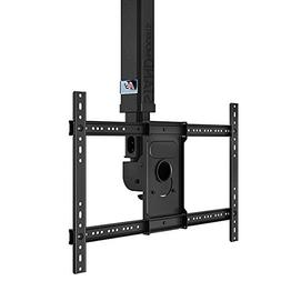 "North Bayou Ceiling TV Mount Height Adjustable Fits 32"" - 60"