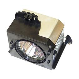 Samsung HLN507W1X Rear Projector TV Assembly with OEM Bulb a