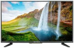 "Sceptre 32"" Inch HD LED HDTV 720p High Definition Flat Scree"