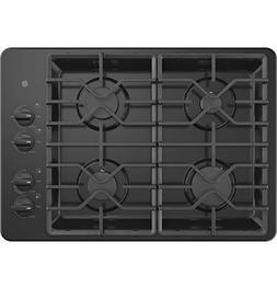 GE JGP3530DLBB 30 Inch Natural Gas Sealed Burner Style Cookt
