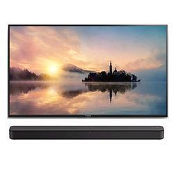 Sony KD43X720E 43-Inch 4K Ultra HD Smart LED TV  S100F 2.0ch