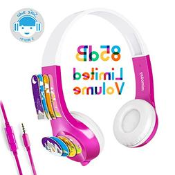 Mimoday Kids Headphones Kindle Fire Kids Edition Tablet Volu