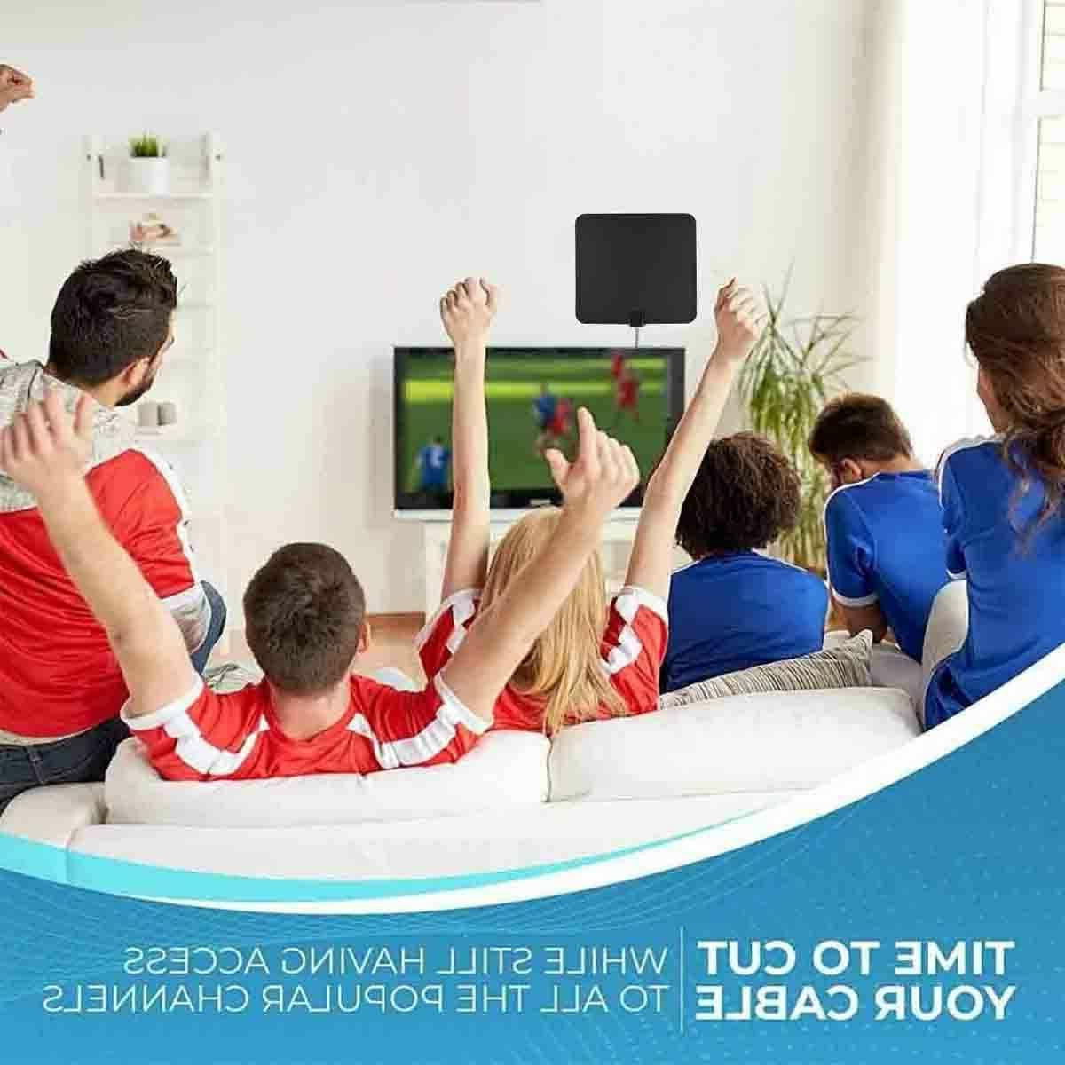 1000 Antenna Indoor Outdoor HD 13tf 4K 1080P