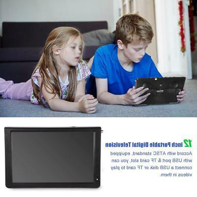 "12"" 1080p ATSC HD TV HDMI LED for Car"
