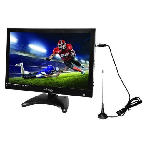 SuperSonic LED TV w/ USB, HDMI Radio