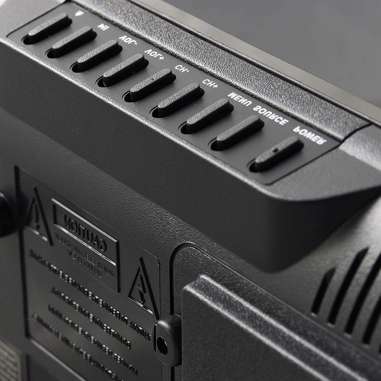 """15.6"""" TV PORTABLE CAR CORD KIT TV"""