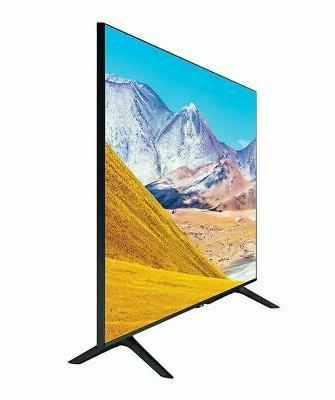 "SAMSUNG TU-8000 65"" Series Crystal UHD HDR 3 HDMI"